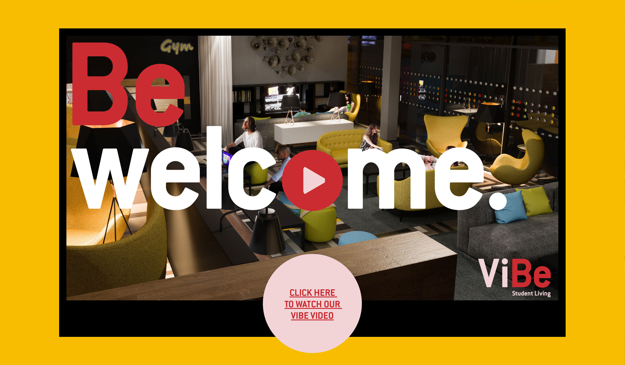 Opening September 2017 Vibe Student Living - click here to watch our video