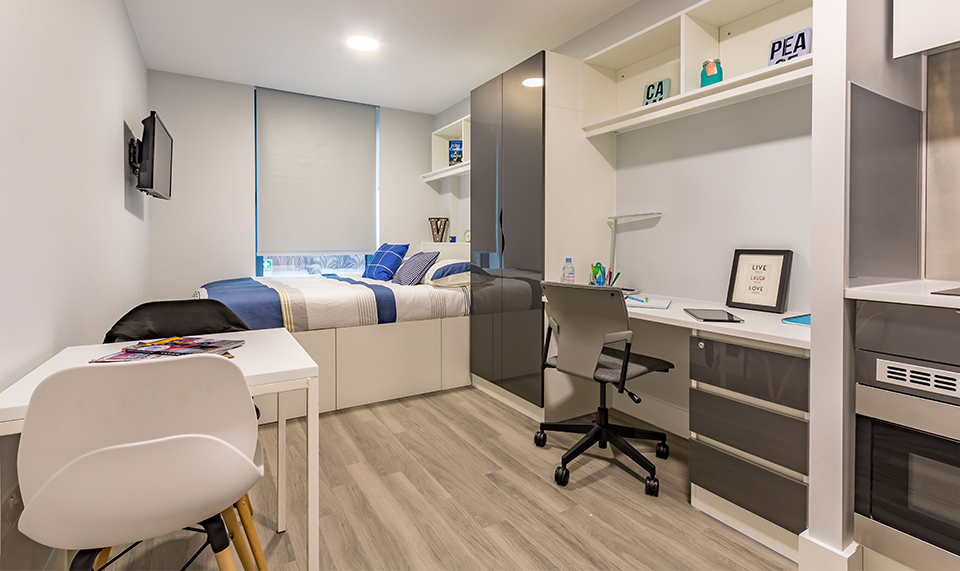 Vibe Student studio apartment
